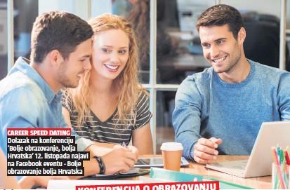 Speed Dating Hrvatska
