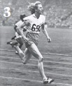 ??  ?? Fanny Blankers-Koen won four golds at the 1948 London Games. 3