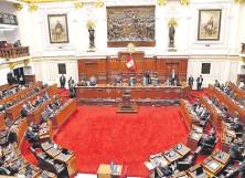 ??  ?? En Perú los legisladores ya no podrán abusar de la inmunidad.