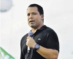 ?? Archivo ?? El gobernador Luis Alberto Monsalvo Gnecco.
