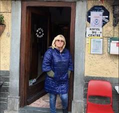 ?? (DR) ?? « Le village va se dépeupler », redoute Aline Bourgeois.