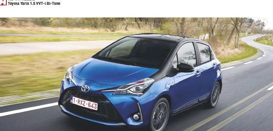 Toyota Yaris Pressreader