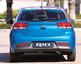 ??  ?? Likes Dislikes Verdict Comfortable Fuel-efficient Easy to drive Looks pretty much like its predecessor The Rio will remain a strong contender in the highly competitive B-segment of the local market