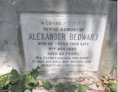 Alexander Bedward