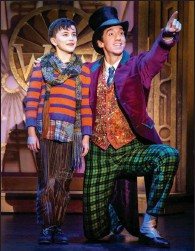 """?? (Special to the Democrat-Gazette) ?? """"Roald Dahl's Charlie and the Chocolate Factory"""" will be onstage Nov. 30-Dec. 5 at Fayetteville's Walton Arts Center."""