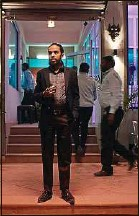 ??  ?? Adarsh Gourav dans Le Tigre blanc, de Ramin Bahrani, sur Netflix.