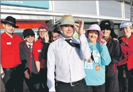 PressReader - Sunderland Echo  2012-01-26 - Hats off to fund ... f1b0c21f8c5