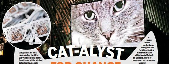 PressReader - The Oklahoman: 2018-08-13 - Cat-alyst for change