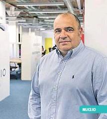 ??  ?? CARLOS BLANCO, emprendedor, business angel e impulsor de Nuclio