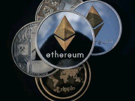 ?? | Supplied ?? ETHEREUM is the blockchain network in which applications are embedded.