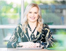 ?? Photo / Supplied ?? Bridgette Jackson, divorce coach and founder of EqualExes, herself spent five years in a high-conflict relationship property battle.