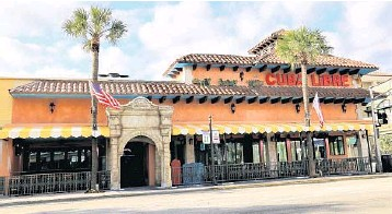 ?? CUBA LIBRE RESTAURANT ?? Cuba Libre Restaurant and Rum Bar will host its grand-opening festivities April 1-4 on Las Olas Boulevard in Fort Lauderdale. The modern Cuban cuisine restaurant will feature a bar stocked with 90 premium and aged rums.