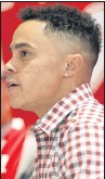 ?? ALEXA WELCH EDLUND/TIMES-DISPATCH ?? David Bulow played seven seasons for the Richmond Kickers before later coaching the team in 2018 and 2019. He died Thursday at the age of 41.