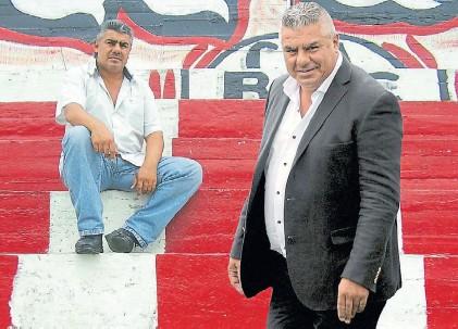 ??  ?? De Barracas Central a la AFA. La transformación de Claudio Tapia en el dirigente más fuerte del fútbol local.