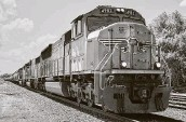 ?? Associated Press file photo ?? Dozens of lawsuits against the four largest U.S. railroads question the way they set rates.