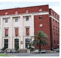 ??  ?? È NATO NEL 1923 Roma. La sede del Consiglio nazionale delle ricerche, il più grande ente pubblico di ricerca italiano. È nato nel 1923 e, secondo la rivista Nature, è al decimo posto tra gli enti pubblici di ricerca più innovativi al mondo per numero di ricerche pubblicate.