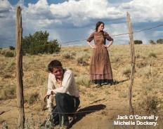 ??  ?? 22 DE NOVIEMBRE EN NETFLIX Jack O'Connell y Michelle Dockery.