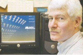 ?? PETER BATTISTONI ?? Dr. Mel Krajden of the B.C. Centre for Disease Control says antibody testing will help guide the relaxation of social distancing measures.