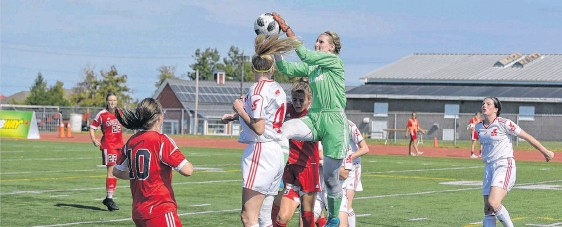 ?? SUBMITTED VIA MEMORIAL ATHLETICS ?? Memorial Sea-hawks soccer squads will be back in action this fall after their 2020 season was cancelled due to COVID-19.