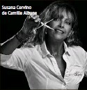 ?? Susana Cervino de Camille Albane ??