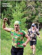??  ?? Thunder Bay Upriver Runners