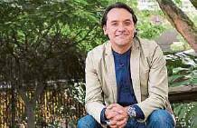 ?? CORTESÍA ?? César Mejía Acosta, autor de El contagio de la amabilidad.