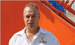 ??  ?? Wim Aernouts, director, Middle East Crane Equipment Trading.