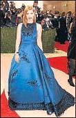 ?? LUCAS JACKSON / REUTERS ?? Jessica Chastain, de Prada