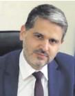 ??  ?? Raúl Florentín, juez penal de Garantías, debe resolver si eleva o no la causa de Escobar a juicio oral y público.