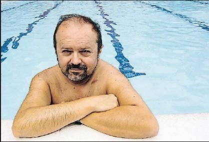 ?? PEDRO CATENA ?? Toni Cortés, de Premià de Mar, se recupera tras ser operado y diagnosticado de un BAV completo