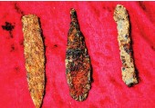 ??  ?? Rich history: Archaeologists have found 5,800 artefacts in Keezhadi after two years of digging.
