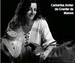 ?? Catherine Antier du Grenier de Manon ??