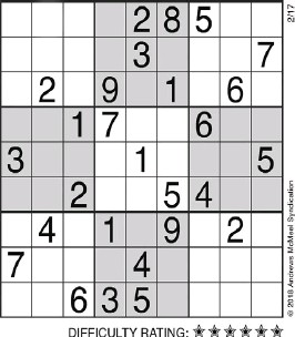 pressreader the dallas morning news 2018 02 17 sudoku puzzle