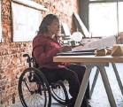 ?? GETTY IMAGES ?? People with disabilities should be sought-after employees. They understand how to work through challenges because they face adversity every single day. Ask anyone with a disability and they will tell you this creates an incredible motivation.