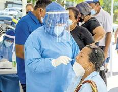??  ?? En Barranquilla se registraron 150 nuevos casos.
