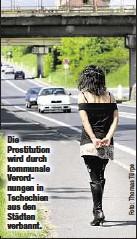 Prostituierte tschechische grenze