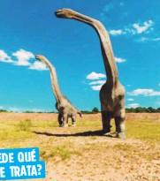 ?? Suministrada ?? Hallan en Argentina restos de un dinosaurio que perteneció a la familia del Patagotitan mayorum.