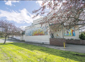 ?? FILES ?? Grauer is among the elementary schools the Richmond school district is considering closing. Grauer joins Woodward, McKay and Lee as the schools on the district's potential closure list that have the most empty seats.