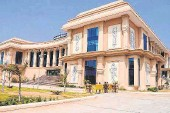 ??  ?? Good option: Ample parking facilities and proximity to the Assembly Secretariat were also cited as reasons.