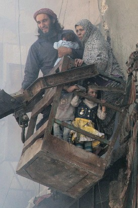 ?? KARAM AL-MASRI / AFP / GETTY IMAGES ??