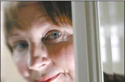 ?? ROD MACIVOR, THE OTTAWA CITIZEN ?? Barbara Fradkin's mysteries are Ottawa-based and star Insp. Michael Green.