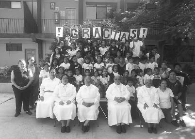 ??  ?? Todos y cada uno de los jóvenes celayenses y de la región que han recibido amor y una oportunidad de superación agradecen infinitamente al Hogar del Pobre, su hogar.