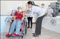 ?? Reuters ?? •• Costa Rica es uno de los primeros países latinoamericanos que comenzó la vacunación con la fórmula de Pfizer.