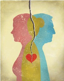 ?? (Eric Hibbeler/The Kansas City Star/TNS) ?? 'A SINGLE QUESTION serves as the sole criterion for whether or not a couple should stay together: Do you still love each other?'