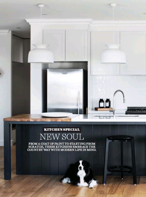 Country Kitchen Special Designing The Heart Of The Home Pressreader