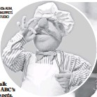 ?? JAY DAVID BUCHSBAUM, ABC/THE MUPPETS STUDIO ??