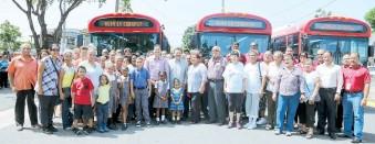 ??  ?? El Sistema Intermodal de Transportación Carolinense (SITRAC) ha sido un factor fundamental para el desarrollo turístico de la zona.