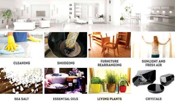 Remove Negative Energy From Your Home
