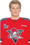 ?? CONTRIBUTED ?? Defenceman Conor Shortall was acquired by the Cape Breton Eagles in a trade with the Drummondville Voltigeurs on Wednesday. The St. John's, N.L., product is looking forward to joining the team for the 2021-22 season.