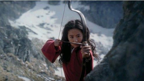 ??  ?? Disney's live-action Mulan remake is the latest effort by the entertainm­ent giant to appeal to the nostalgia of its now-adult viewers.
